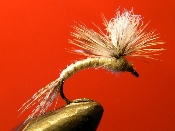 Parachute Cahill emerger (dry fly)
