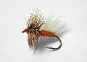 Ausable Caddis, caddis dry fly