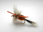 Ausable Super Humpy, attractor pattern, dry fly