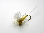 Sulpher dry fly