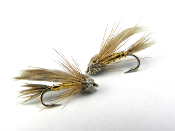 min muddler Adirondack trout fly