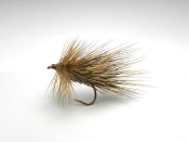 Catfish Caddis dry fly